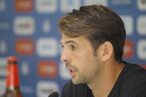 """Víctor Sánchez: """"Cada temporada hay dudas pero el equipo siempre da la cara"""""""