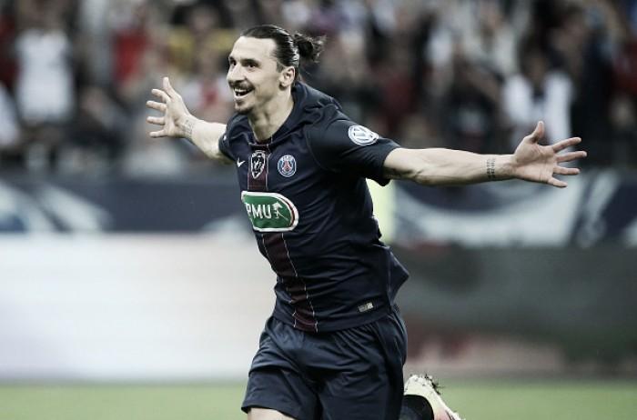 Ibrahimovic afirma que Paris chora após sua saída do PSG