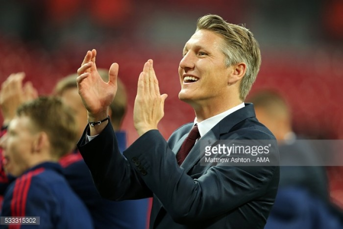 Bastian Schweinsteiger ready if called upon by Jose Mourinho