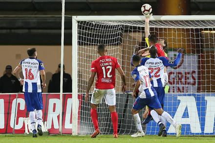 FC Porto recebe Santa Clara