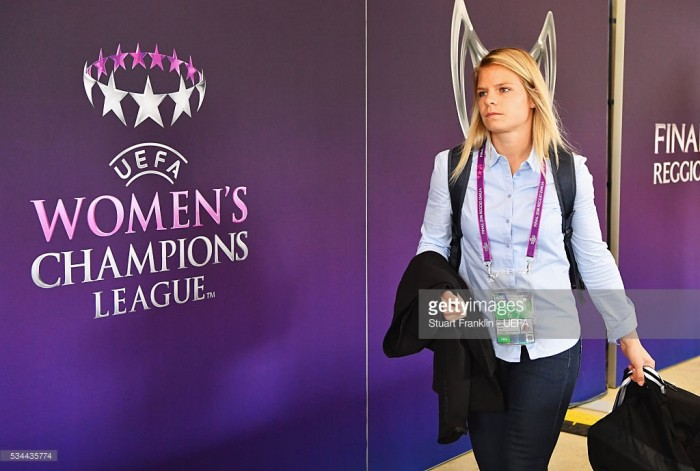UEFA Women's Champions League – Olympique Lyonnais (10) 5-0 (2) Avaldsnes IL: Holders romp to last 16
