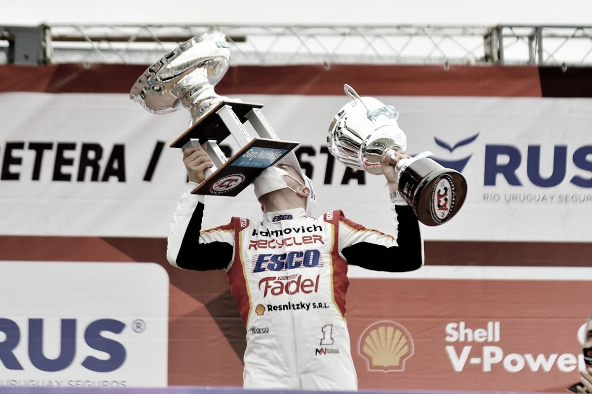 Werner venció en San Nicolás