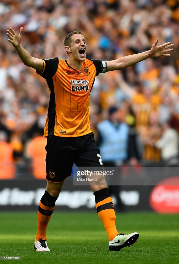 Captain Dawson could join Mike Phelan in a coaching capacity at Hull City