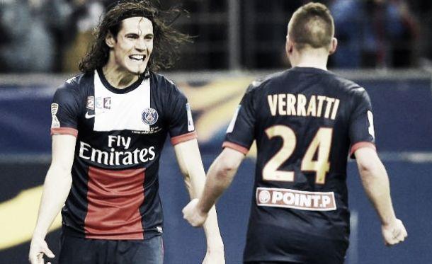Cavani, campeón de la Ligue 1