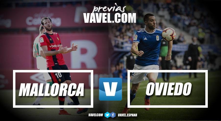 Previa RCD Mallorca - Real Oviedo: la hora de recuperar sensaciones