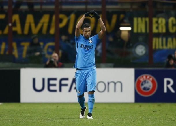 Guarin nel finale, l'Inter supera il Celtic