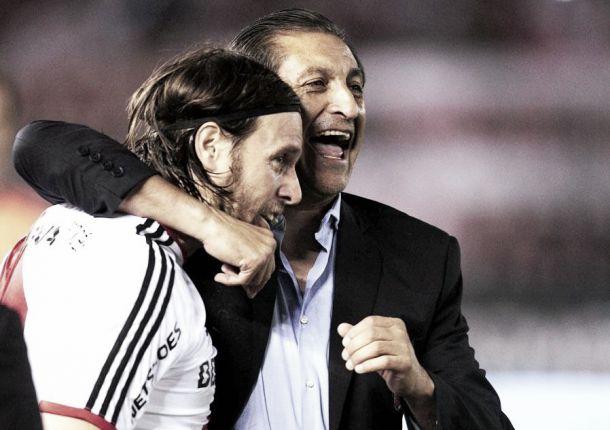 """Cavenaghi: """"El mejor entrenador de mi carrera fue Ramón Díaz"""""""