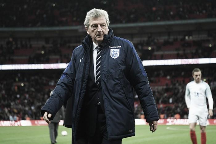 """Roy Hodgson mostra satisfação após vencer Portugal: """"Não há razões para ficar desapontado"""""""