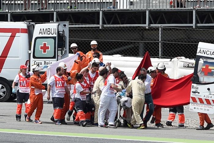 Tragédia na Moto2, a morte de Luis Salom na Catalunya