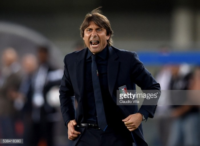 Euro 2016: O RX dos técnicos - Antonio Conte
