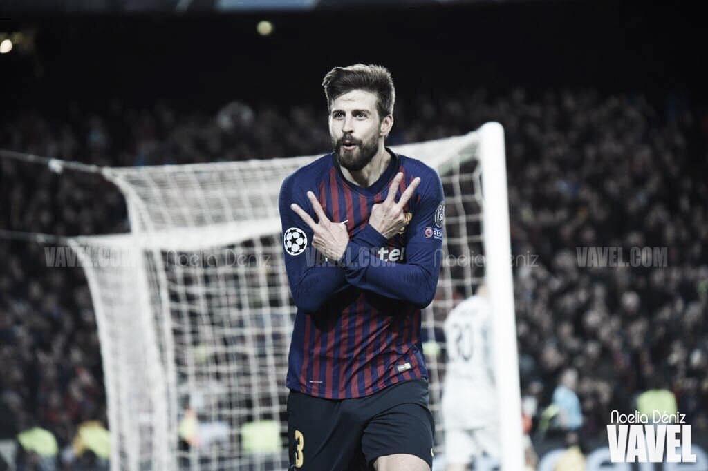 """Piqué: """"Ha sido un partido con pocas ocasiones, los detalles lo han marcado"""""""