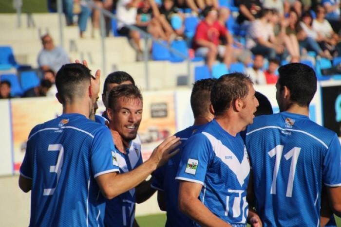 El Lleida consigue puntuar en Badalona