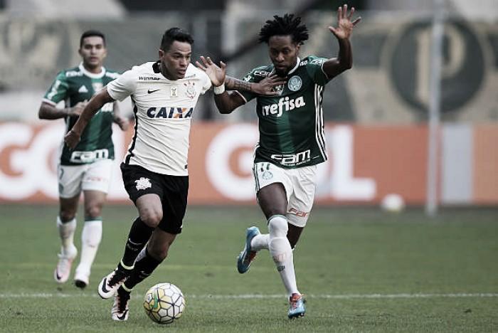 Corinthians e Palmeiras se enfrentam em Derby decisivo pela liderança