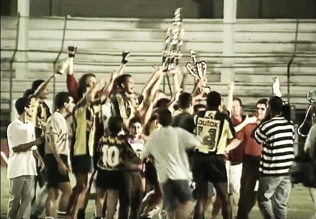 Há 25 anos, Voltaço conquistava a Copa Rio nas Laranjeiras sobre o Fluminense