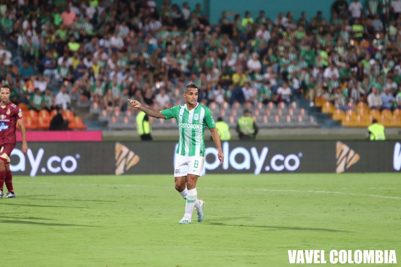 Brayan Rovira, lucidez contra Deportes Tolima