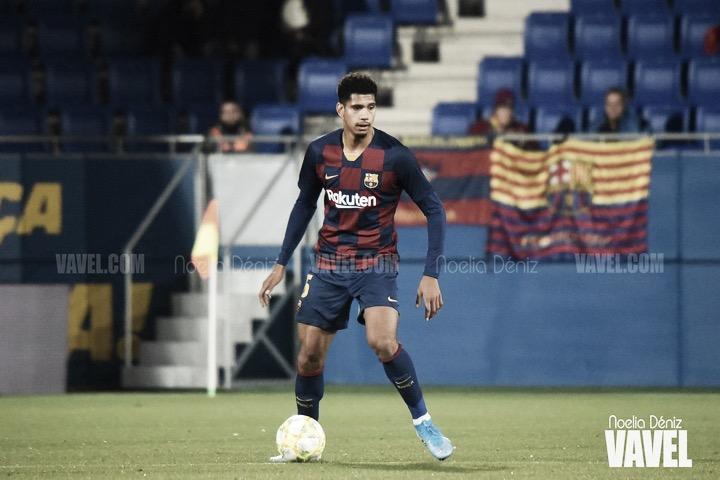 Ronald Araujo, convocado con la Selección absoluta de Uruguay