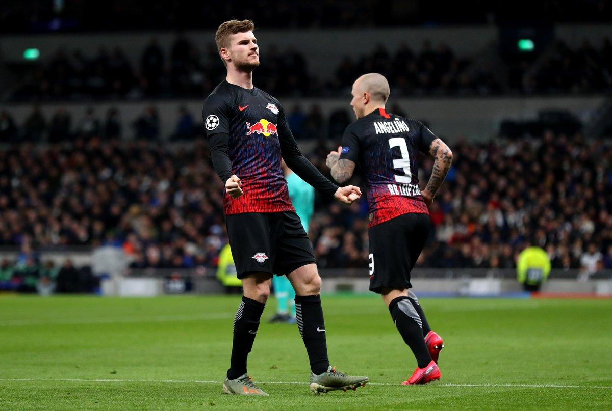 Werner su rigore lancia il Lipsia: Tottenham battuto 0-1
