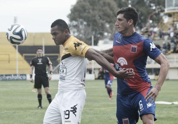 Resultado Tigre - Olimpo de Bahía Blanca 2015 (1-0)