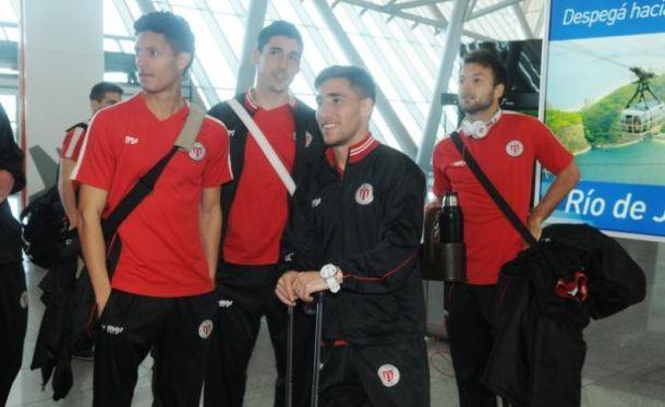 U. Católica vs River Plate: El darsenero viaja con la ilusión