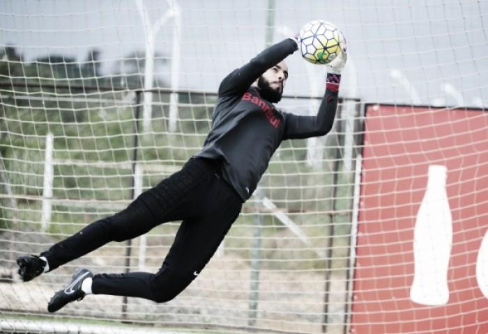 Danilo Fernandes sofre lesão e desfalca Internacional por quatro semanas