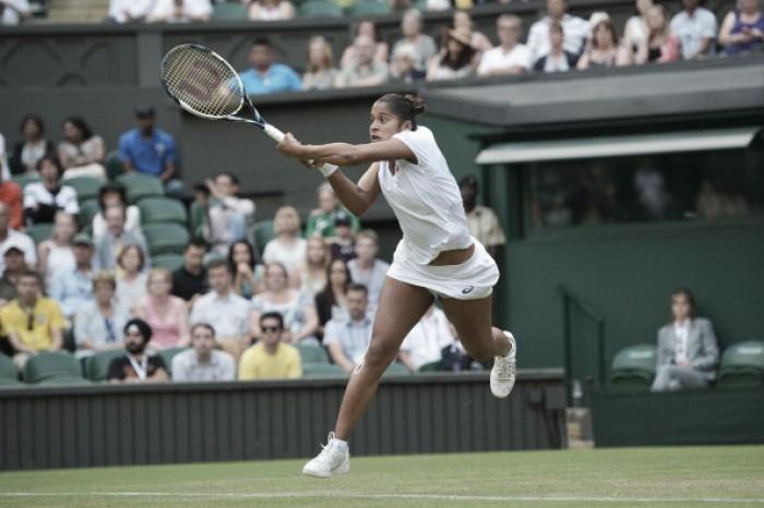 Wimbledon 2016: Teliana Pereira luta por melhores resultados