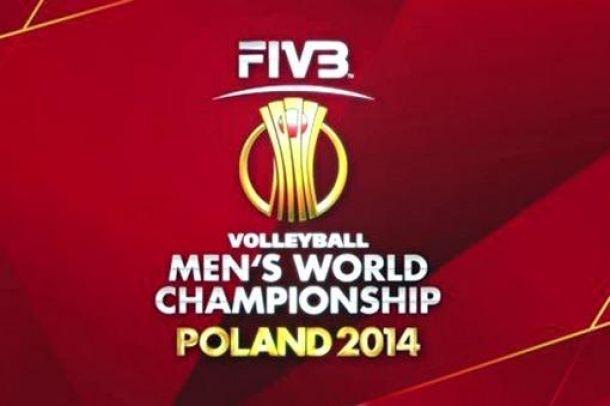 Acción en el Mundial de Polonia