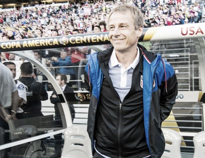"""Klinsmann celebra classificação dos EUA e elogia Dempsey: """"Desempenho inacreditável"""""""
