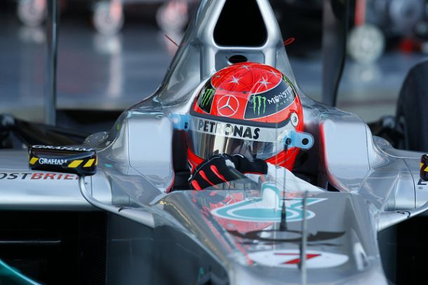Michael Schumacher fête ses 46 ans, avec une belle carrière