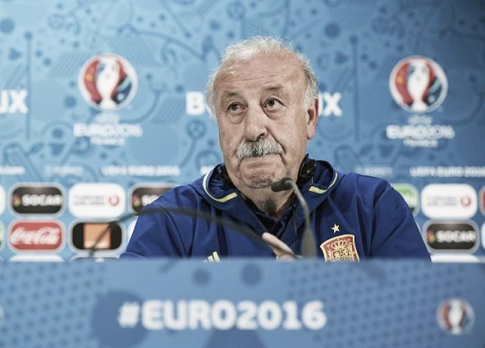 "Vicente Del Bosque exalta Croácia e evita críticas a De Gea: ""Se perdemos, todos são culpados"""