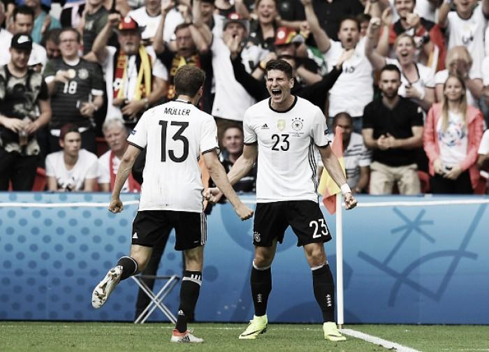 Alemanha vence Irlanda do Norte e garante liderança do grupo C da Eurocopa