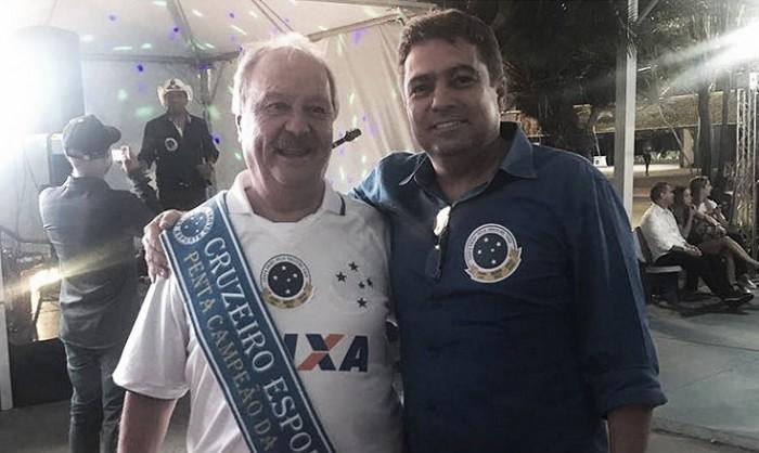 Itair Machado no departamento de futebol do Cruzeiro racha aliança entre Gilvan e Wagner