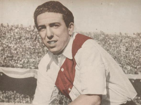 Se cumplen 102 años del nacimiento de Ángel Amadeo Labruna