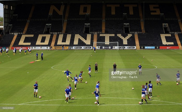 WSL 1 End of Season Review: Notts County