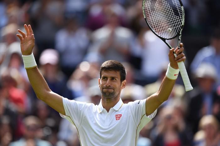 Djokovic vence britânico James Ward com tranquilidade na estreia em Wimbledon