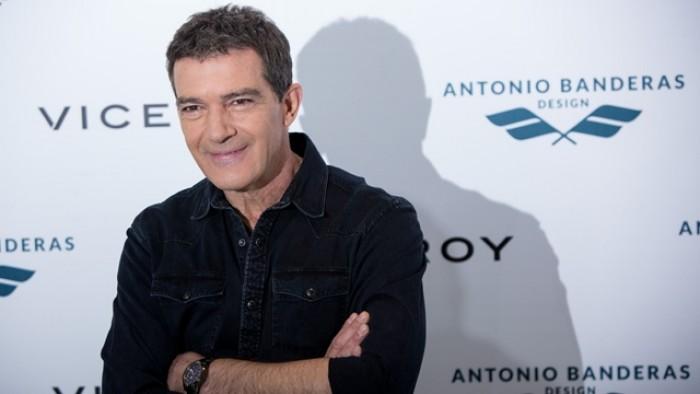 Antonio Banderas recibirá la Biznaga de Oro honorífica en el 20 Festival de Málaga