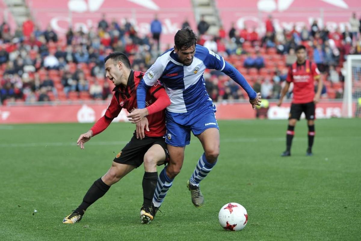 Resumen Sabadell vs Mallorca online en Segunda B 2018 (1-0)