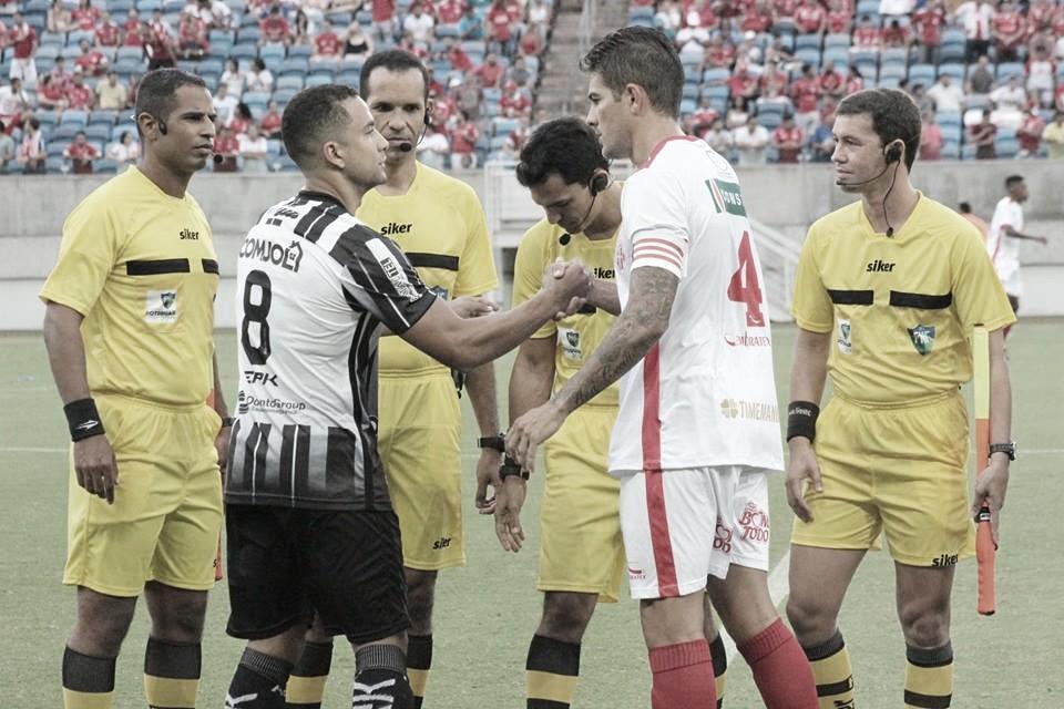 Resultado ABC x América na final do Campeonato Potiguar 2019 (0-0)