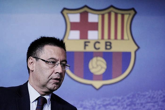 Sócios do Barcelona se reúnem para tirar Josep Bartomeu da presidência