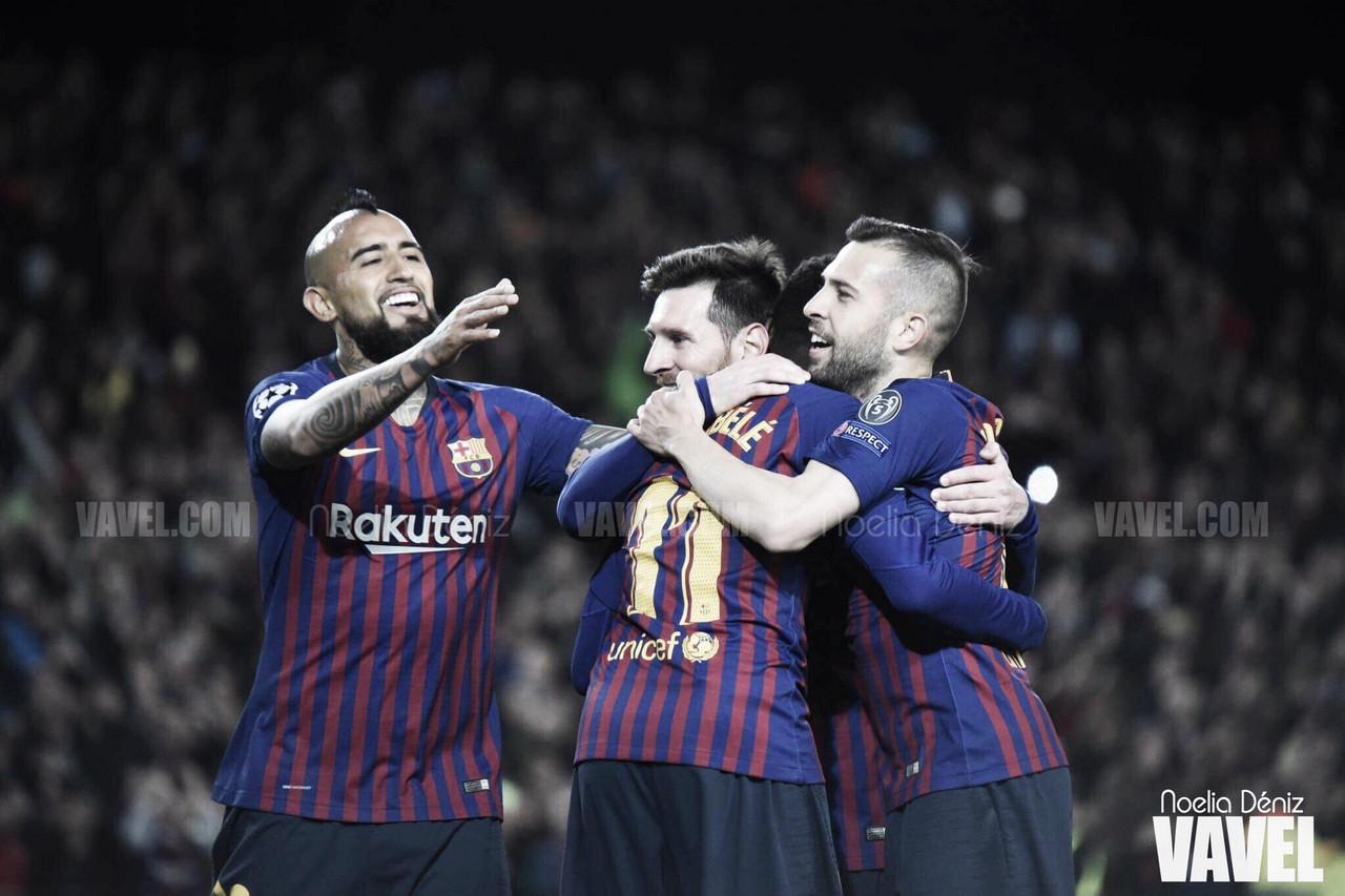 12º billete consecutivo para cuartos de Champions League