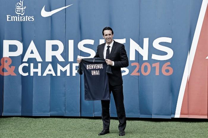 """Unai Emery analisa objetivos do PSG na temporada: """"Exigências são altas"""""""