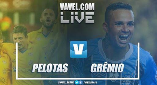 Resultado e gols de Pelotas 0 x 2 Grêmio pelo Campeonato Gaúcho