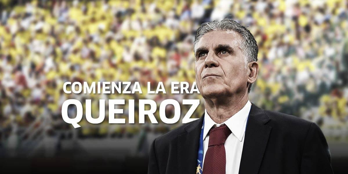 La Selección Colombia inició la era al mando de Carlos Queiroz con victoria frente a Japón