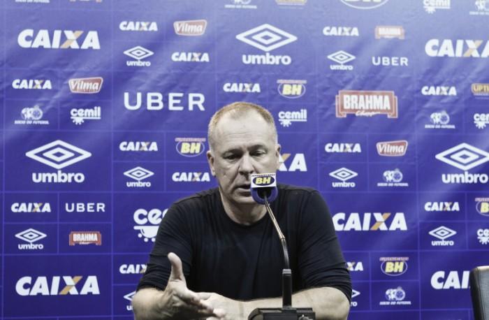 Mesmo jogando em casa, Mano considera como justo empate com Corinthians