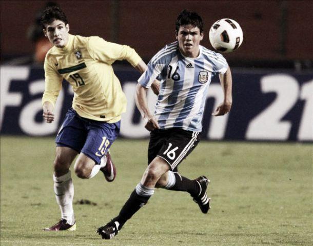 Jonathan Silva estreou-se na selecção argentina