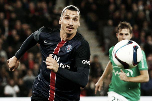 """Ibrahimovic rebate criticas: """"Não entendo francês, por isso não dou nenhuma importância"""""""