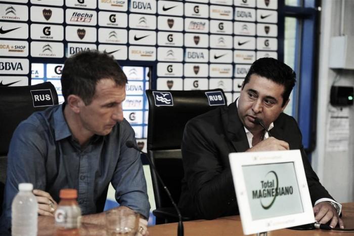 """Arruabarrena tras su salida de Boca: """"Respeto y acepto la decisión del club"""""""
