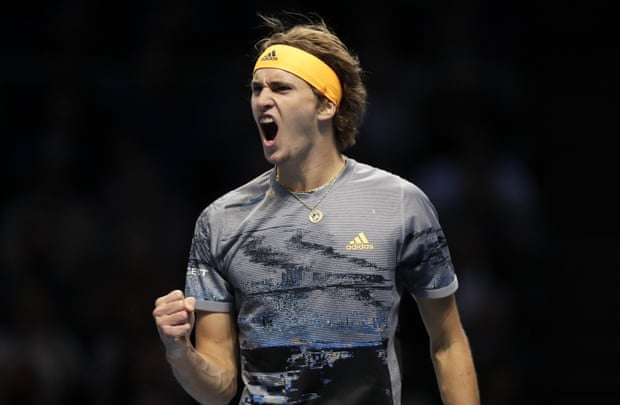 Nitto ATP Finals: Alexander Zverev routs Rafael Nadal to begin title defense
