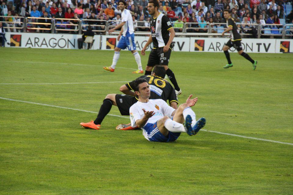 Postiga a Costa Ballena, Alcolea y Otín regresan a Zaragoza