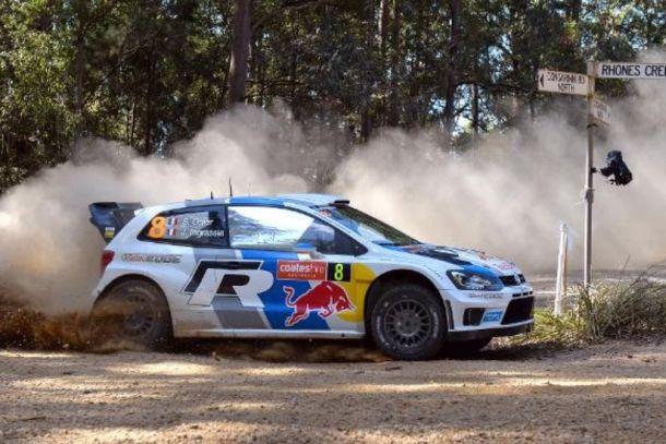 WRC - Australie Etape 4 : Pour un tout petit point ...