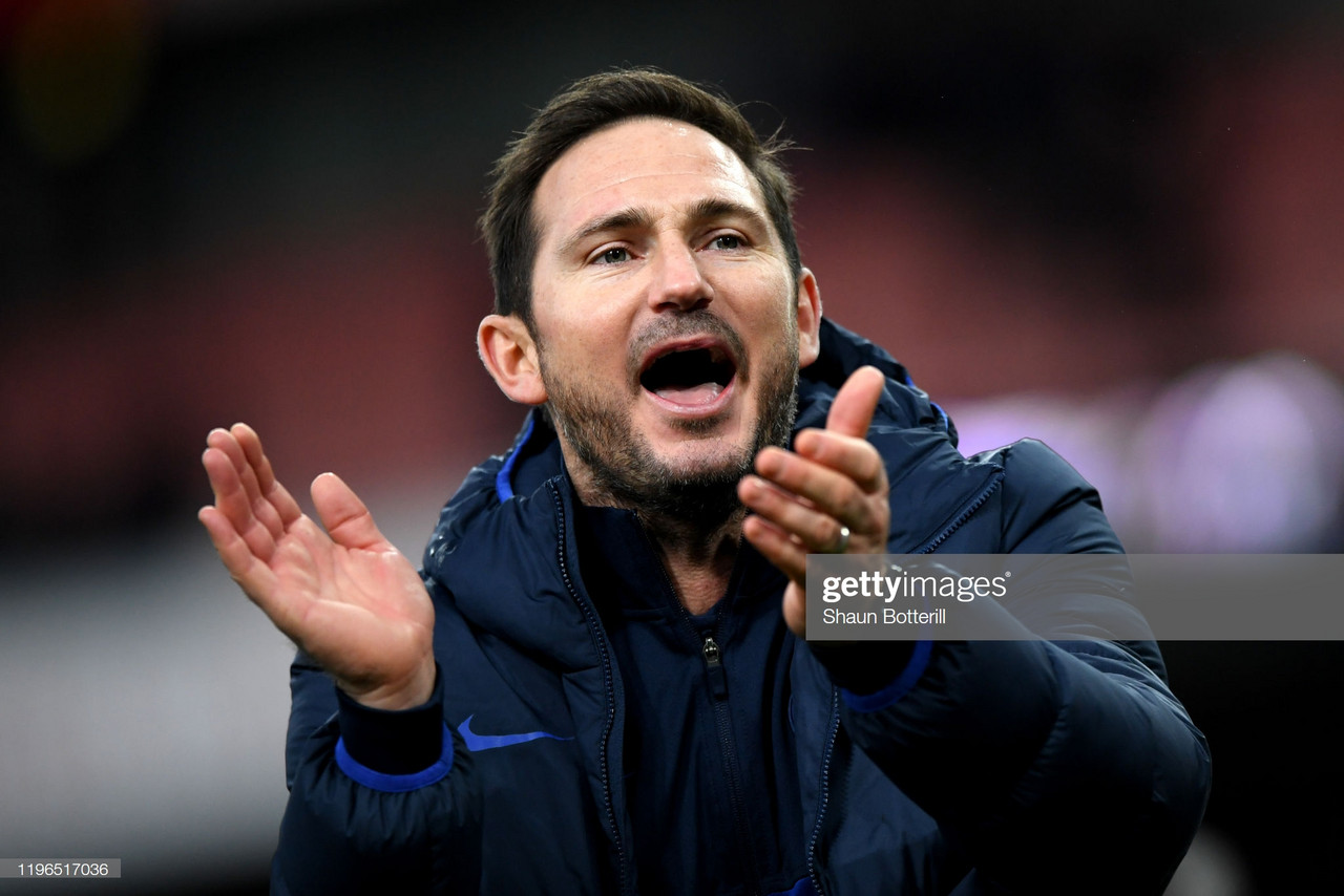 Regular contact with players crucial for Frank Lampard during time of self-isolation